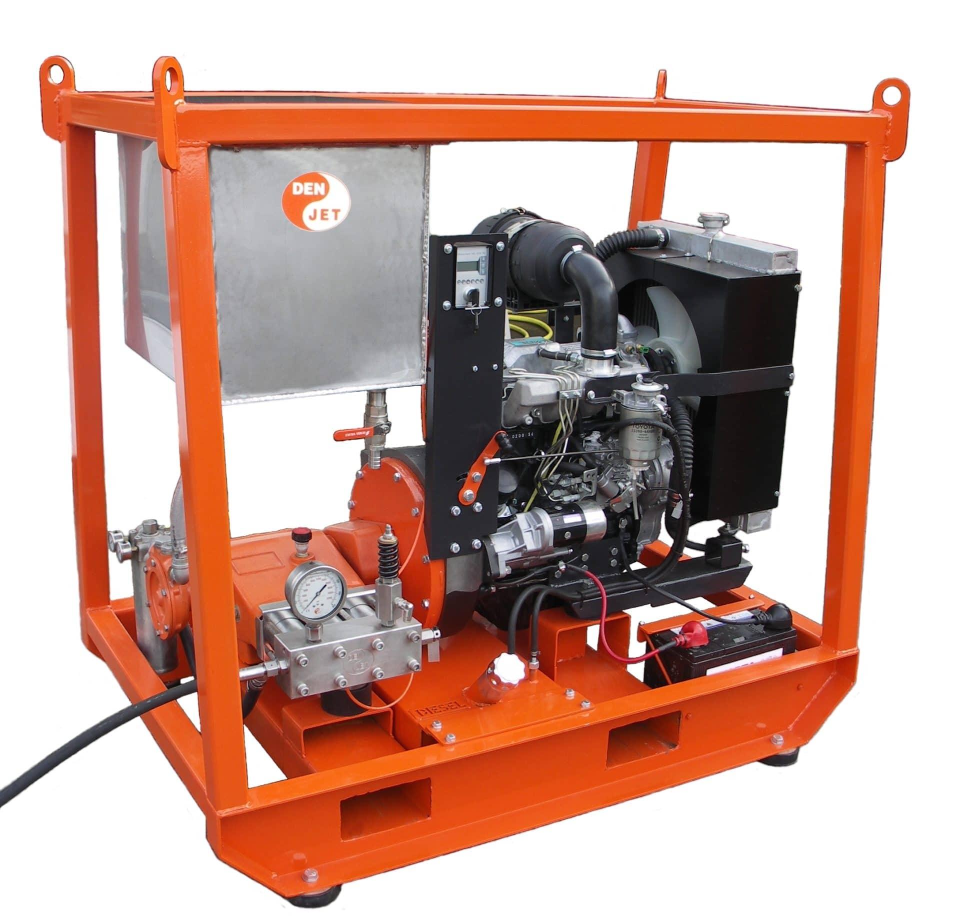 THP UHP - Denjet CD50 Series