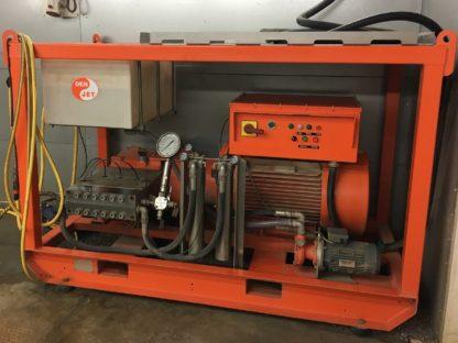 THP UHP - Denjet CE150 Series