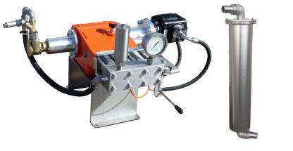 THP - Denjet CH40 - CH100 Series