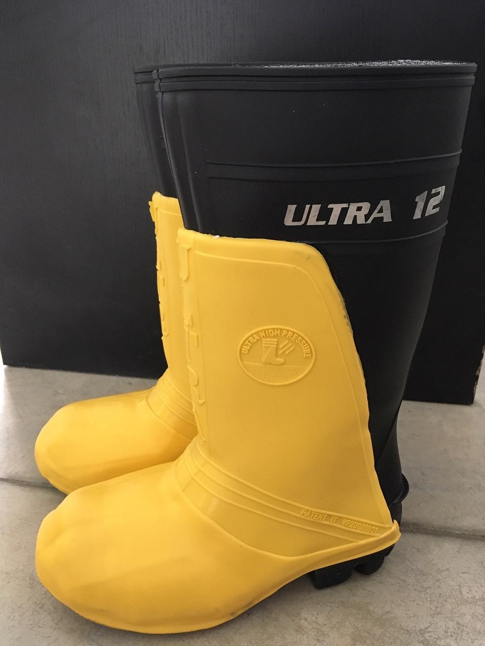 Bottes de protection ULTRA 1200