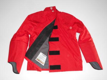 Veste avec protection de bras 1000/2800 bar