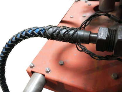 Filet de sécurité pour tuyau THP